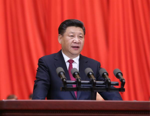 庆祝中国共产党成立95周年大会在京隆重举行 习近...