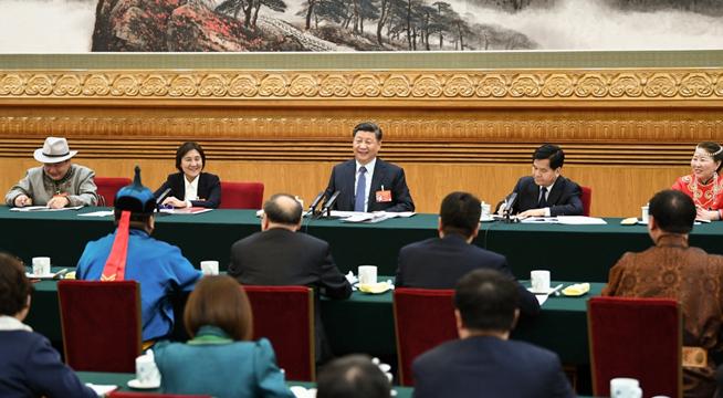 习近平在参加内蒙古代表团审议时强调1_副本.jpg